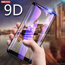 9D Tempered Galss Protective Glass for Honor 10i 10 8X Screen Protector Glass on For Huawei P Smart 2019 P30 P20 Screenprotector(China)