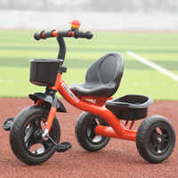Baby Ride on Car Big Toys Children's Tricycle Kids Bike Toddler Toys Ride on Cars for Children 1-6Yrs Walker Baby Scooter Trike