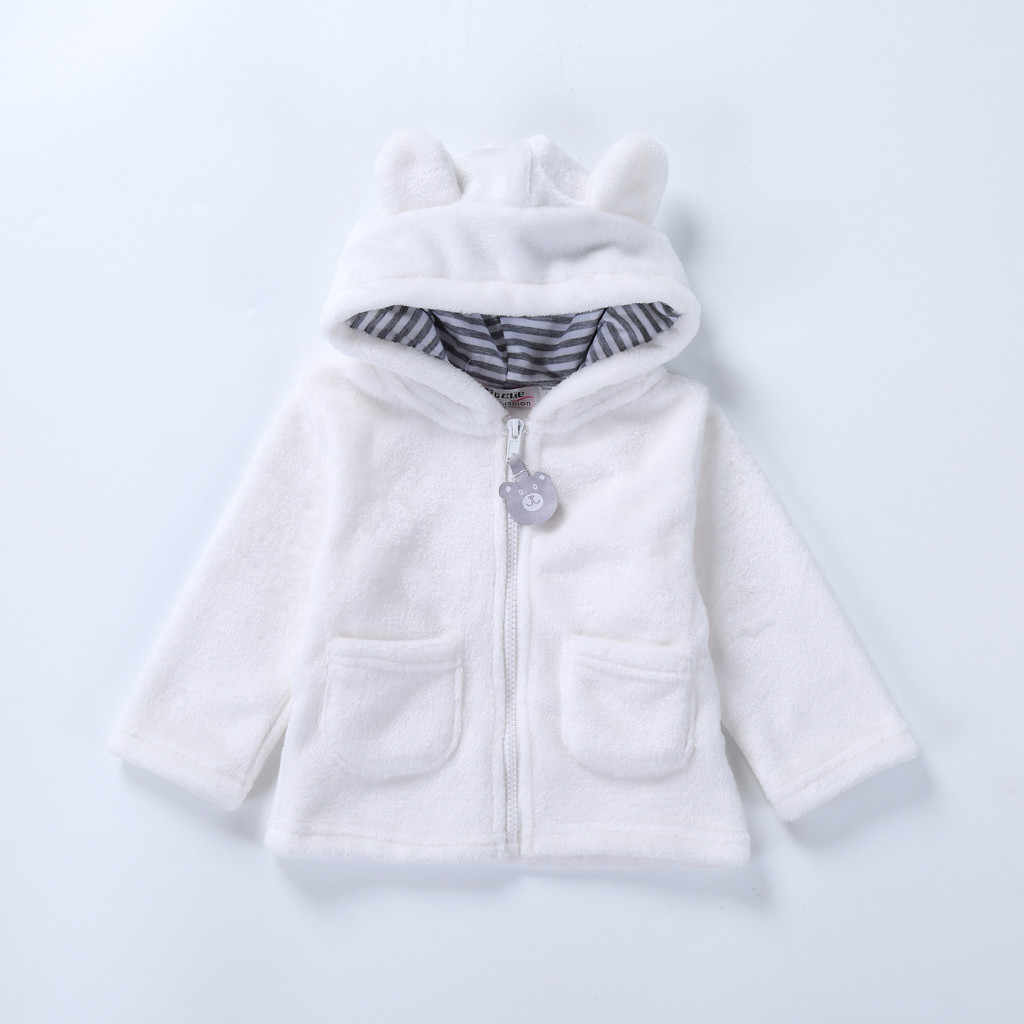 Bebê recém-nascido casaco de algodão quente com capuz para meninos meninas inverno macacão para crianças dos desenhos animados manga longa roupas quentes snowsuit