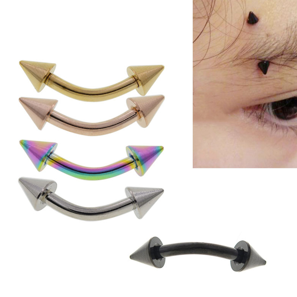 Men's Earrings Eyebrows...