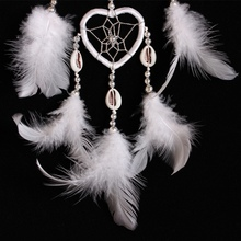 P2018 Creative Design Circular  Feathers Wall Hanging Decoration Decor Wind Chimes Dreamcatcher Free Shipping 5076 Hot PGM