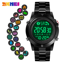 new bluetooth smart watch ex28 ip67 waterproof support call sms alert pedometer sports activities tracker wristwatch for android SKMEI Top Brand Bluetooth Smartwatch Fitness Tracker Pedometer Call Remind Calorie Waterproof Sport Smart Watch For android ios