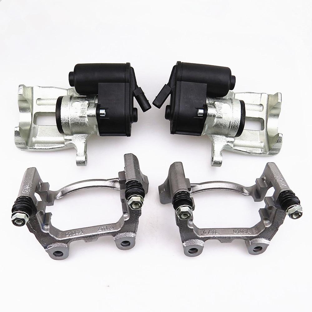 SCJYRXS Rear Left+Right Handbrake Brake Motor Caliper Pump Assembly For Q3 Passat B7 5N0615403 5N0 615 403 5N0615404 5N0 615 404|Brake Slave Cylinder| |  - title=