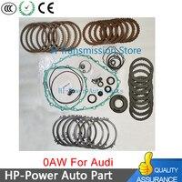 0AW Auto transmisión Master Kit de reconstrucción de fricción Kit de transmisión reconstruir piezas placas de acero para VOLKSWAGEN AUDI