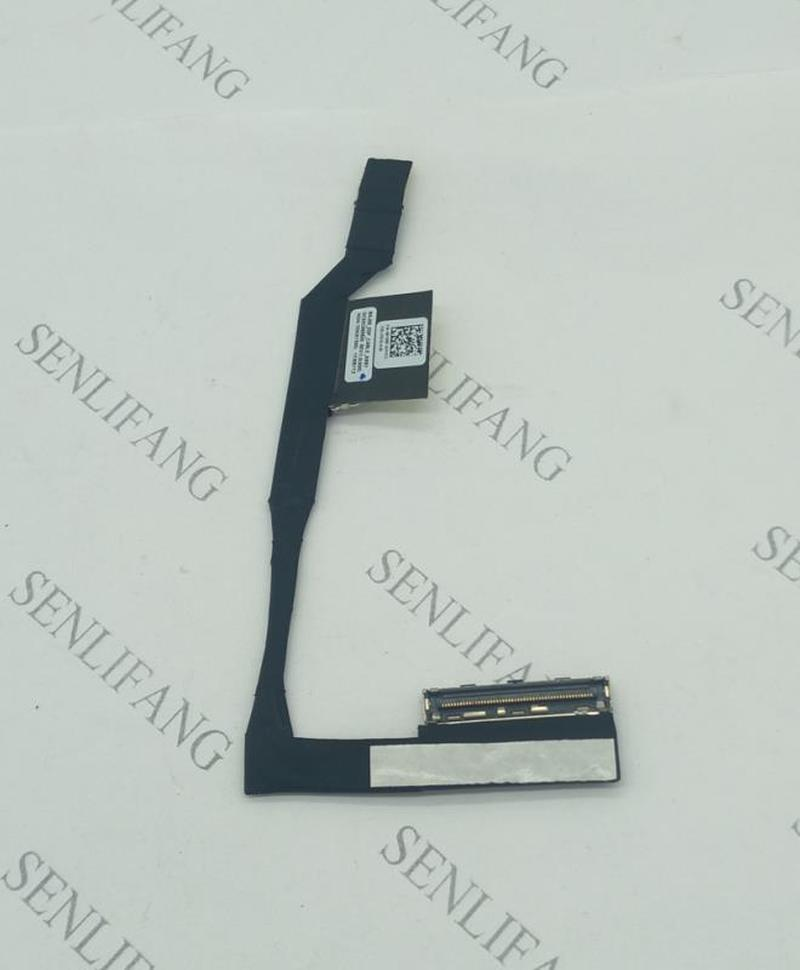Free Shipping ORIGINAL BAJ00 EDP CABLE FOR Dell Latitude 5285 Tablet FHD 12.3