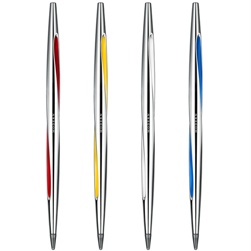 Germany Modern Creative Inkless Metal Eternal Pen Beta Pen No Need To Add Ink As Gift Novelty Custom Pen For Office Stationery