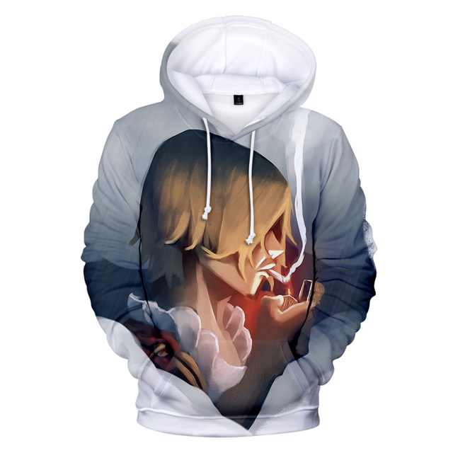 ONE PIECE THEMED 3D HOODIE (11 VARIAN)