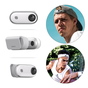 Image 4 - Insta360 Go Action Camera 1080P Sports FlowState Stabilized Camara  AI Auto Editing YouTube Video Making for iPhone& Android