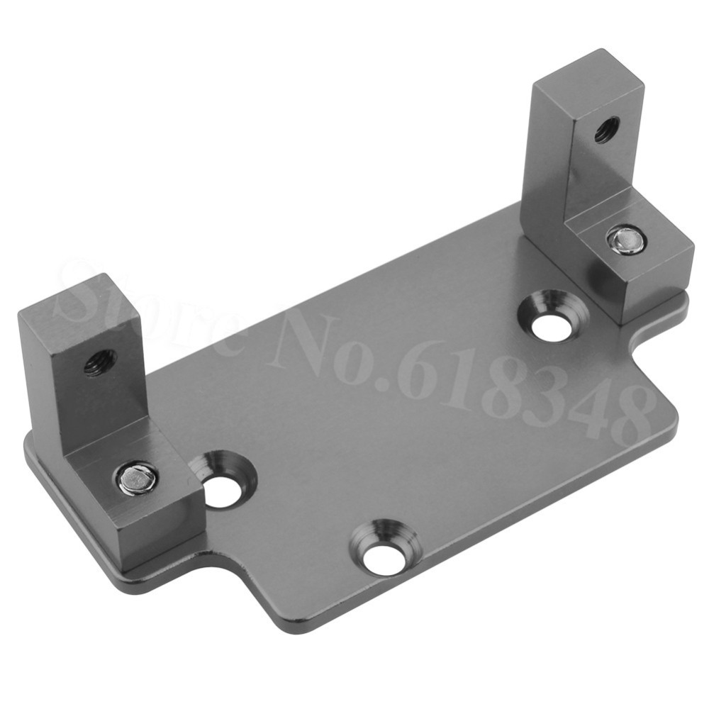 HSP Redcat Racing Servo Plate with Servo Mount 18010 94180 Redcat Racing 1//10 Scale Crawler Pangolin Parts Accessories