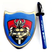 Дети тхэквондо рыцарь щит набор меч и щит комбинация Санда тренировочная цель щит палка цель удар митенки qiang ba