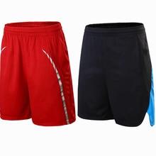Быстросохнущие дышащие мужские шорты для бадминтона, теннисные шорты, спортивные шорты для бега, футбола, настольного тенниса, шорты для пи...