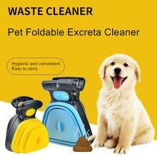 Excreta-Cleaner Poop-Scoop Clean-Pick-Up Dog-Pet Foldable Travel