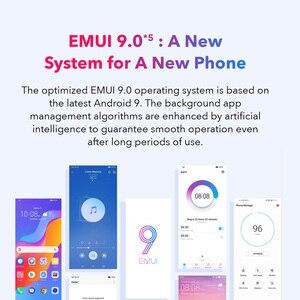 Image 4 - Version mondiale Honor 8A 6.09 pouces Android 9.0 13MP + 8MP 2GB + 32GB MT6765 octa core 3020mAh visage débloqué 4G Smartphone