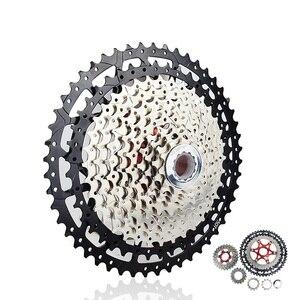 Image 1 - 10 11 12 Speed Cassette 11 40T 42T 46T 50Tกว้างRatio Freewheel Mountain Bike MTBจักรยานCassetteสำหรับShimano Sram