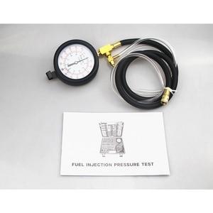 Image 5 - Neue TU 443 Deluxe Manometer Kraftstoff Manometer Motor Injection Prüfung Kits