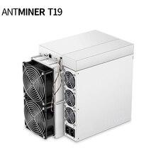Mineur T19, 3150W, Machine de minage de Bitcoin à haut rendement, 84Th/s, T19