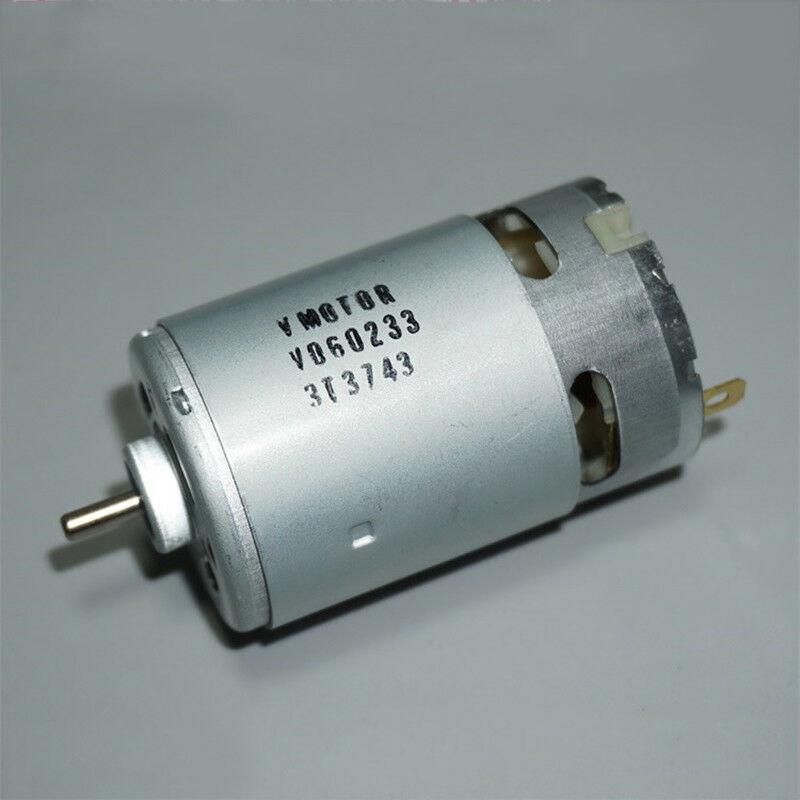 JOHNSON RS-545 DC 6V-18V 14.4V 19500RPM High Speed Large Torque Drill Tool Motor