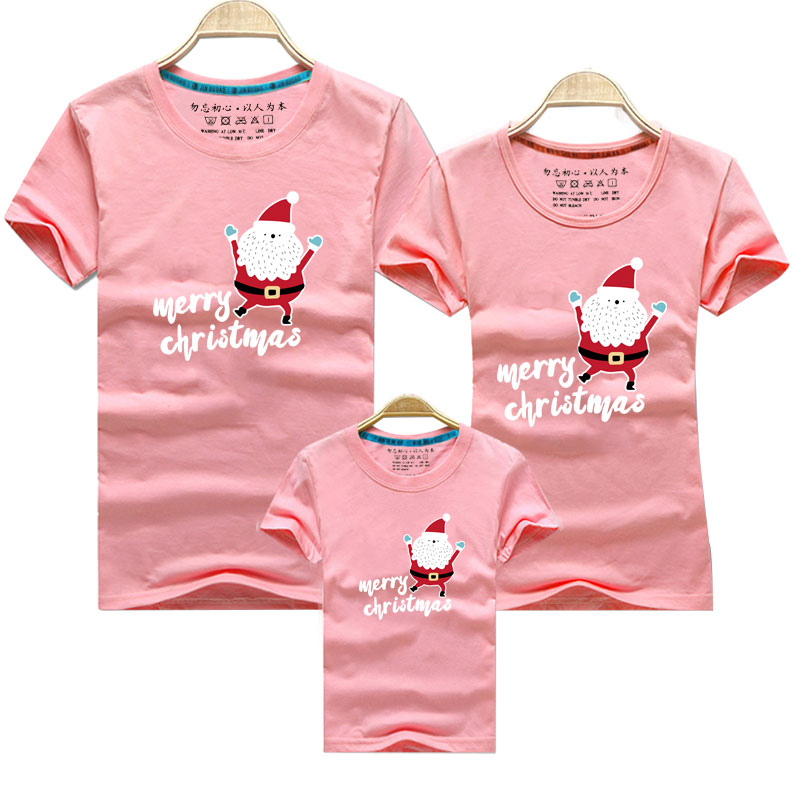 Hb4f809aff79b46d0a16fb9e8e7dc8726G - Family Look for Dad Mom and ME Father Mother Daughter Son Christmas New Year Cotton Sweater Outfits Family Matching Clothes