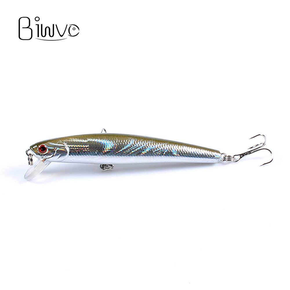 Biwvo металлическая морская ледяная плаванья Pva блесна в виде карпа приманки товары для твердая приманка для рыбалки наживка рыболовный крючок Воблер для троллинга Shad