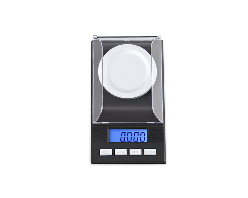 0 001g Precision Scales 100g LCD Digital Scale for Herb Tobacco Medicinal Smoking Accessories Lab Milligram Gram Scale Electric in Tobacco Pipes Accessories from Home Garden