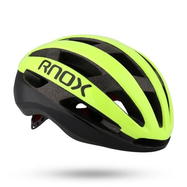 Rnox aero bicicleta de segurança ultraleve estrada capacete vermelho mtb ciclismo capacete da cidade ao ar livre montanha esportes boné casco 2