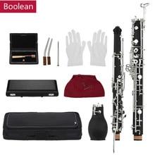 Профессиональный рожок alto oboe F ключ с Рид перчатки защитный чехол отвертка