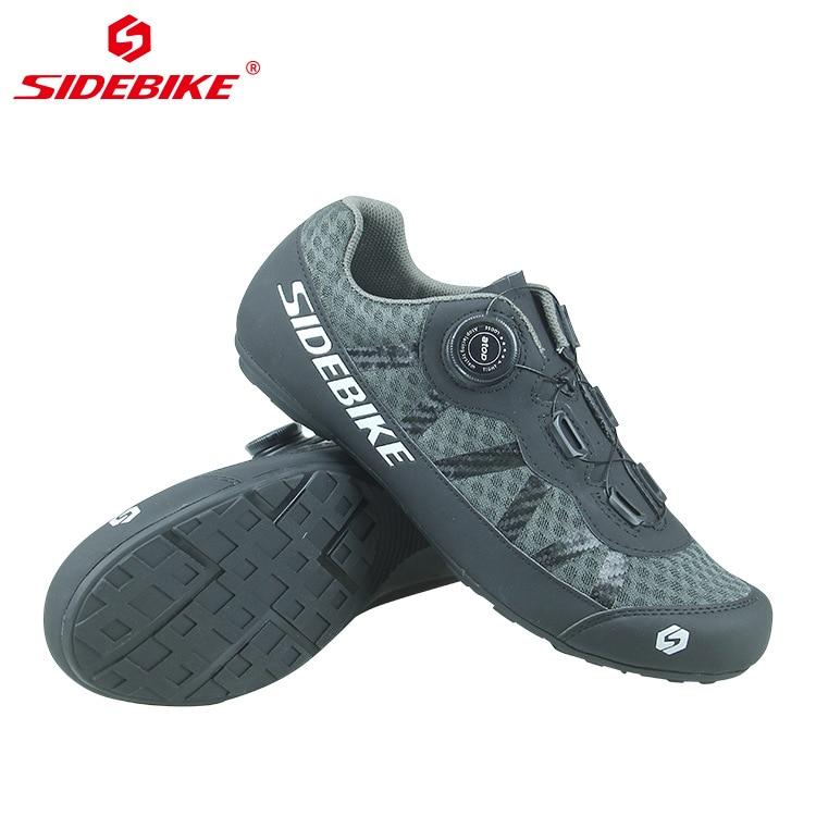 borracha respirável desbloqueado sapatos mtb 36-46 tamanho