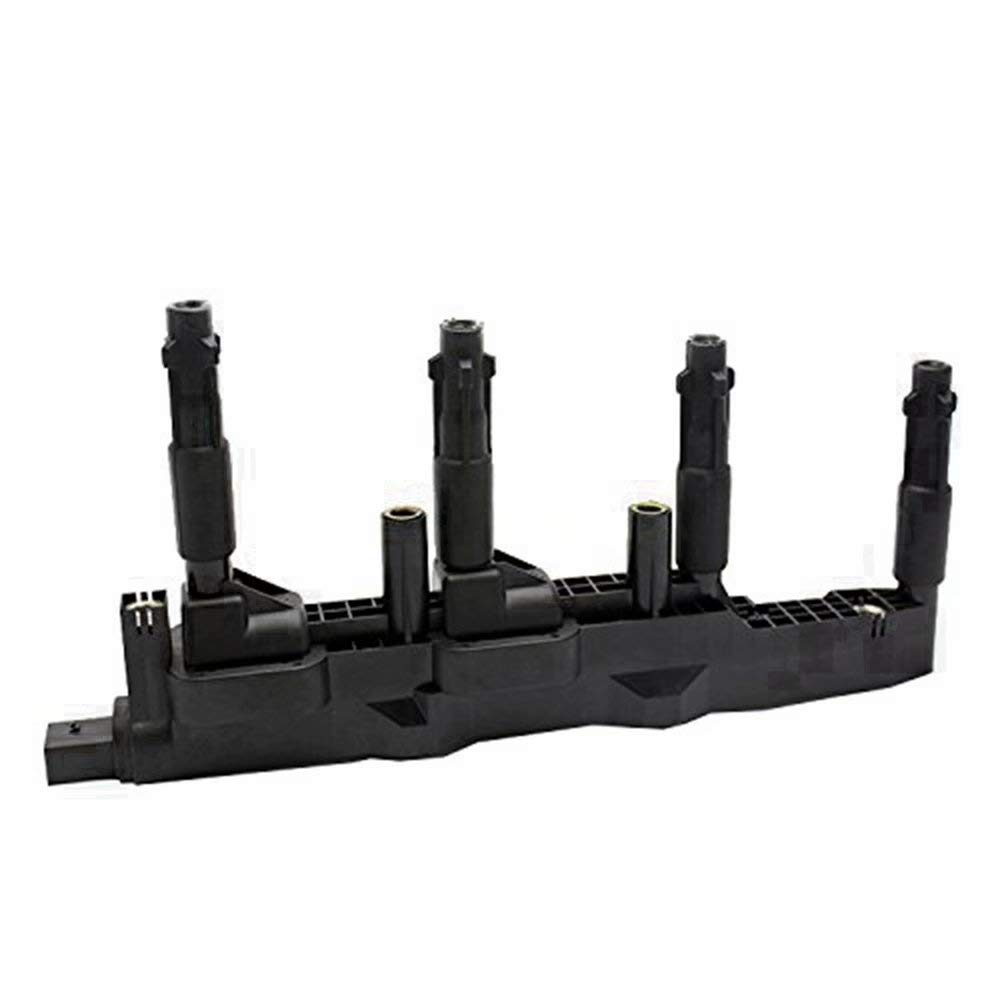 Car Ignition Coil Pack Auto Engine Ignition Coil A0221503033 For <font><b>Mercedes</b></font> Benz <font><b>A140</b></font> A160 A190 1.6L 1.9L W168 404 (1997-2005) image