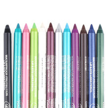 1 PC Colorful Eye Liner Long lasting Pencil Pigment Waterproof White Color Eyeliner New Fashion Women Eye Makeup Cosmetics