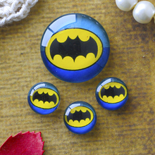 Cameo-Set Cabochons Photo Glass Hero 24 12mm 25mm 14mm 16mm 18mm 20mm Round