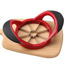 High Quality Food Grade Apple Slicer Cutter Stainless Steel Quickly Cut Fruit Corers Cutting Multipurpose Manual Kitchen Tools N
