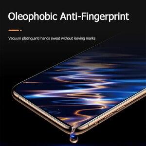 Image 5 - Benks 2PC VPRO מזג זכוכית AGC עבור iphone 11 פרו X XS Max XR מסך מגן 3D מלא מסך Curve קצה קדמי מגן סרט