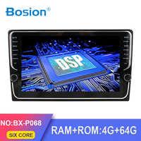 Bosion PX6 4G + 64G Android 10/8/9/10 pulgadas coche Radio REPRODUCTOR DE dvd universal de coche gps navi 2 din coche accesorio SWC DSP autoradio