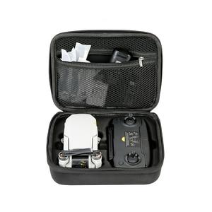 Image 3 - حمل حقيبة ل DJI Mavic حقيبة التخزين حقائب كتف صغيرة مقاوم للماء صندوق قشرة صلبة ل Mavic حزمة المحمولة الصغيرة الملحقات