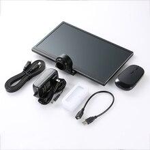 """Full HD 1080P 60FPS Sony capteur 11.6 """"écran intégré mesure Microscope caméra HDMI vidéo loupe USB stockage PCB réparation"""