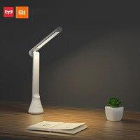 Original xiaomi mijia Yeelight Folding USB Rechargeable LED Table Desk Lamp Dimmable
