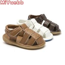 Детские Уютные мокасины, детские летние модные сандалии для мальчиков, 3 цвета, кроссовки, обувь для младенцев 0-12 месяцев, детские сандалии, дизайн