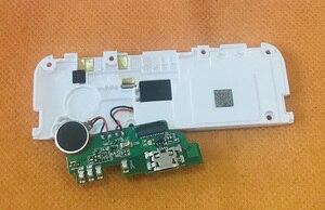 """Image 2 - משמש USB המקורי תשלום התוספת לוח + רמקול חזק עבור Leagoo M8 פרו MTK6737 Quad Core 5.7 """"HD משלוח חינם"""
