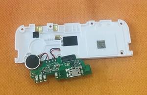 """Image 2 - Usado original usb plug placa de carga + alto falante para leagoo m8 pro mtk6737 quad core 5.7 """"hd frete grátis"""