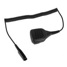 Mic-Microphone Loudspeaker STP9000 Portable Sepura for Motorola Walkie-Talkie Two-Way-Radio