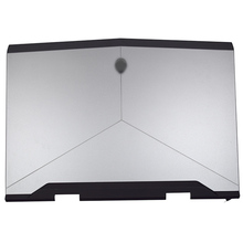 NEW Original For DELL ALIENWARE 17 R4 Tobii Eye Laptop LCD Back Cover 7F63R 07F63R Screen Top Case