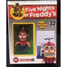 Five Nights at Freddy's Micro Fun with Balloon Boy toy