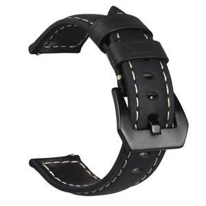 Image 4 - Fenix 6X26mm עור אמיתי צפו בנד רצועה עם זיזים מתאמים עבור Garmin Fenix 3/3 HR/Quatix 3/Tactix בראבו/Fenix 5X/5X בתוספת
