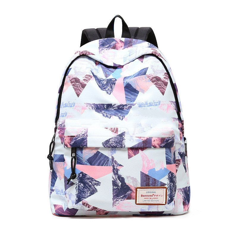 Women Backpack For School Teenagers Girls Stylish Ladies Bag Backpack Female Printing High Quality Rucksack Schoolbag,school Bag