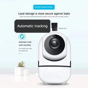 Image 4 - دائم كاميرا IP الكلاسيكية حساسة 1080P كاميرا شبكية عالية الوضوح 2 Way الصوت APP التحكم عن بعد 2.4GHz واي فاي الأمن كاميرا ويب