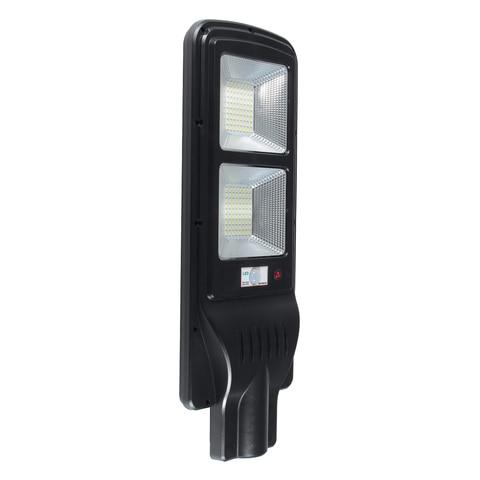 agua 120 w led solar lampada rua