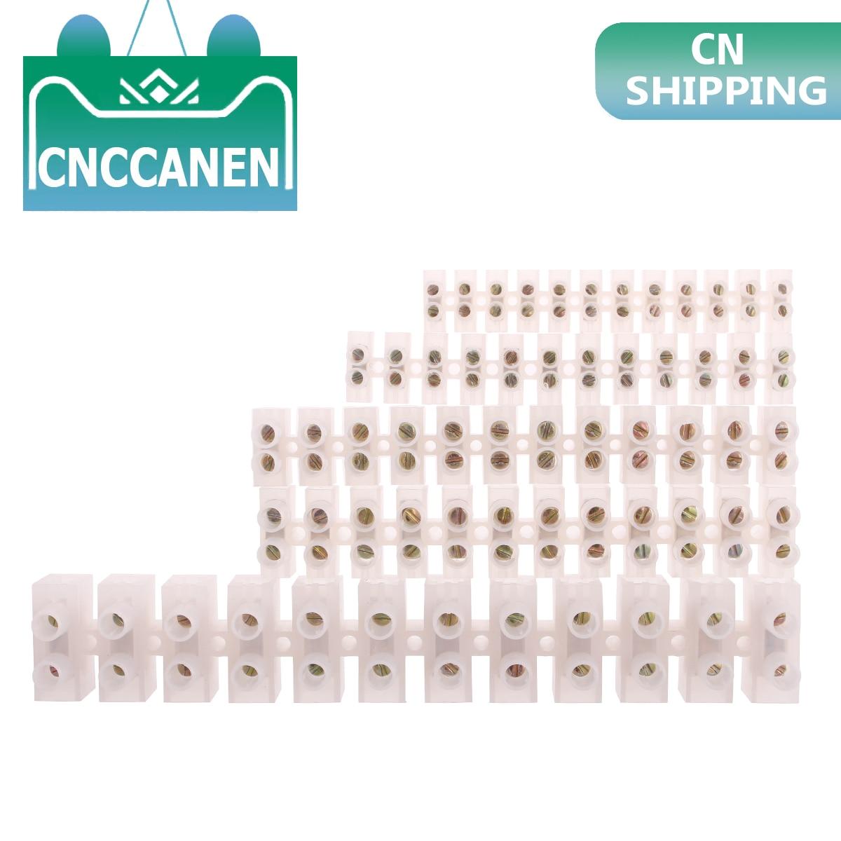 Ev Dekorasyonu'ten Terminal Blokları'de 12 pozisyon bariyer Terminal şerit bloğu X3 0312 X3 0612 X3 1012 X3 1512 X3 2012 X3 3012 X3 6012 X3 8012 X3 10012 X3 15012 title=