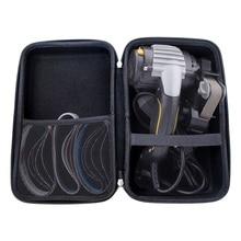 Lagerung Tasche für Arbeit Sharp Messer Werkzeug Spitzer Ken Zwiebel Edition Elektrische Spitzer Gürtel Tasche Einstellbare Messer Werkzeug Abdeckung Fall