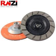 Raizi 5 дюймов/125 мм Алмазная легкая шлифовальная чаша для