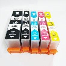 Vilaxh pgi 470 cli 471 чернильный картридж для принтера canon